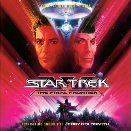 STAR TREK V: THE FINAL FRONTIER (2CD)