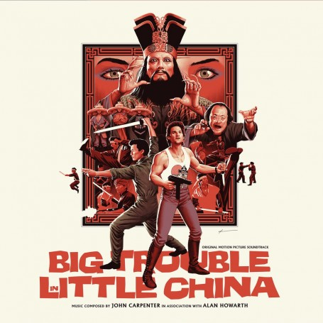 BIG TROUBLE IN LITTLE CHINA (2xLP)