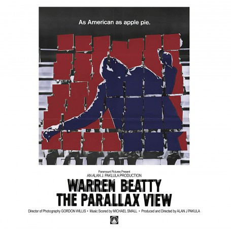 THE PARALLAX VIEW (LP)