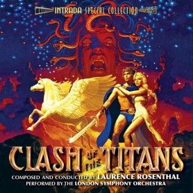 CLASH OF THE TITANS (2 CD)