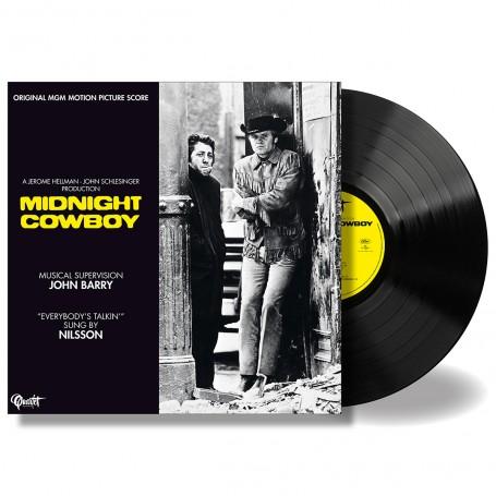 MIDNIGHT COWBOY (LP)