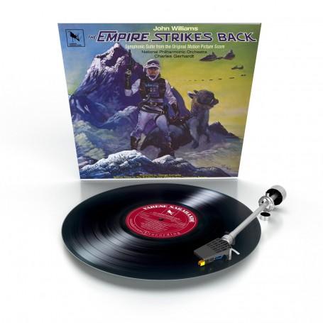 STAR WARS: THE EMPIRE STRIKES BACK (SYMPHONIC SUITE) (LP)