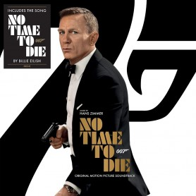NO TIME TO DIE (2xLP)