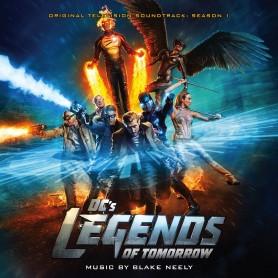 DC's LEGENDS OF TOMORROW (SEASON 1)