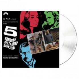 5 BAMBOLE PER LA LUNA D'AGOSTO (CRYSTAL LP)
