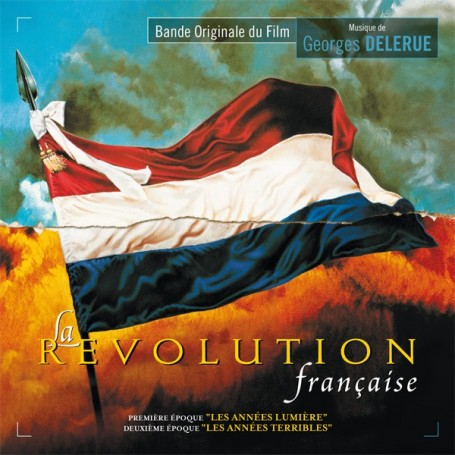La Révolution Française | Georges DELERUE l CD | Soundtrack