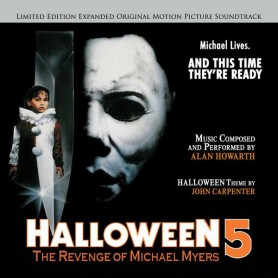 HALLOWEEN 5: THE REVENGE OF MICHAEL MYERS (EXPANDED)