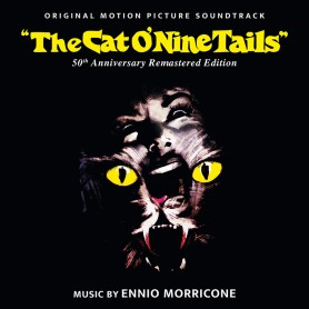 THE CAT O'NINE TAILS (50th ANNIVERSARY REMASTERED EDITION)