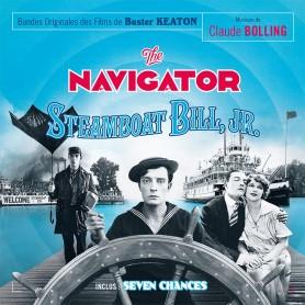 THE NAVIGATOR / STEAMBOAT BILL, JR. / SEVEN CHANCES
