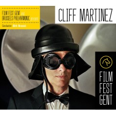 CLIFF MARTINEZ AT FILM FEST GENT