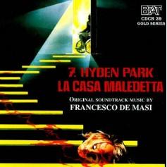 7, HYDEN PARK LA CASA MALADETTA / SEVEN MURDERS FOR SCOTLAND YARD
