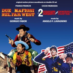 DUE MAFIOSI NEL FAR WEST / I 2 SERGENTI DEL GENERALE CUSTER