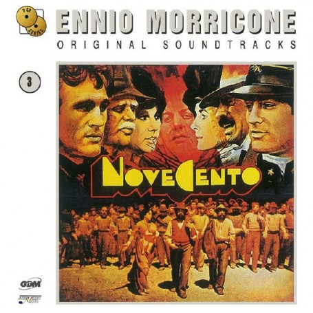 ENNIO MORRICONE ORIGINAL SOUNDTRACKS: NOVECENTO / SACCO E VANZETTI