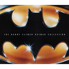 THE DANNY ELFMAN BATMAN COLLECTION: BATMAN / BATMAN RETURNS