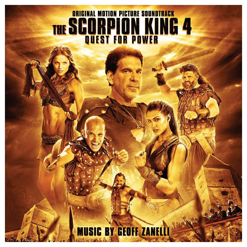 The Scorpion King 4