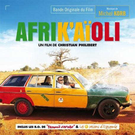 Afrik'aïoli • Travail d'arabe • Les 4 saisons d'Espigoule
