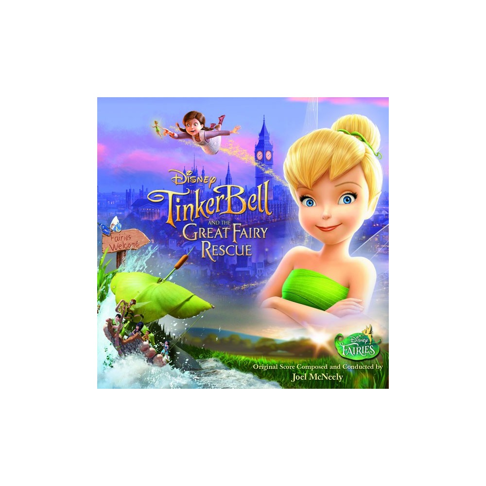 Tinker Bell and Great Fairy Rescue | Joel McNEELY | CD