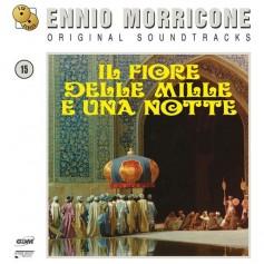 ENNIO MORRICONE ORIGINAL SOUNDTRACKS: IL FIORE DELLE MILLE E UNA NOTTE / LA CUGINA