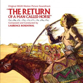 RETURN OF A MAN CALLED HORSE / INHERIT THE WIND