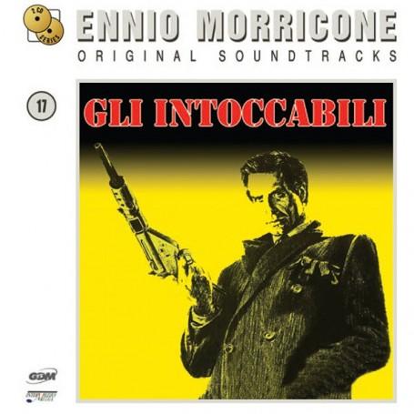 ENNIO MORRICONE ORIGINAL SOUNDTRACKS: GLI INTOCCABILI / LA DONNA INVISIBILE