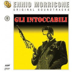 ENNIO MORRICONE ORIGINAL SOUNDTRACKS: GLI INTOCCABILI / LA DONNA INVISIBILE