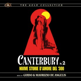 CANTERBURY N.2 (NUOVE STORIE D'AMORE DEL '300)