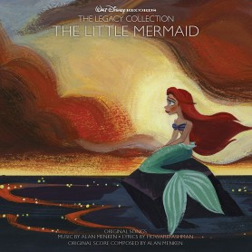 THE LITTLE MERMAID (DISNEY LEGACY)
