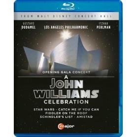 A JOHN WILLIAMS CELEBRATION (Blu-ray)