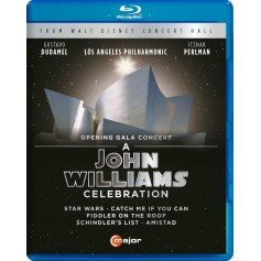 A JOHN WILLIAMS CELEBRATION (Blu-ray)