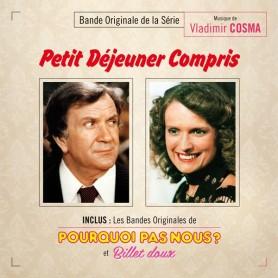 PETIT DÉJEUNER COMPRIS / POURQUOI PAS NOUS ? / BILLET DOUX