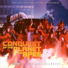 CONQUEST OF THE PLANET OF THE APES / BATTLE FOR THE PLANET OF THE APES