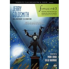 JERRY GOLDSMITH 80TH BIRTHDAY CELEBRATION (DVD + CD)