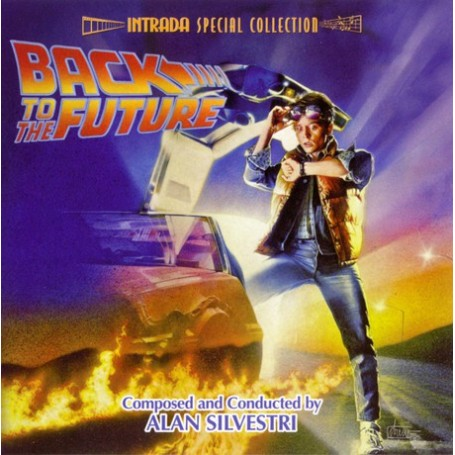 BACK TO THE FUTURE (2CD)
