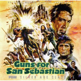 GUNS FOR SAN SEBASTIAN