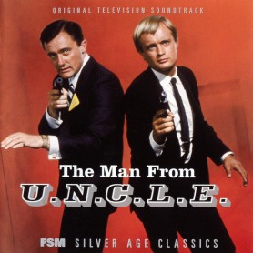 THE MAN FROM U.N.C.L.E. Vol.1