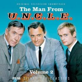 THE MAN FROM U.N.C.L.E. Vol.2