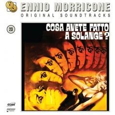 ENNIO MORRICONE ORIGINAL SOUNDTRACKS: COSA AVETE FATTO A SOLANGE? / SPASMO