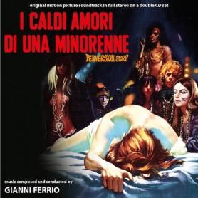 I CALDI AMORI DI UNA MINORENNE (PERVERSION STORY)