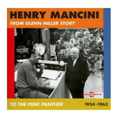 HENRY MANCINI, FROM GLENN MILLER STORY TO THE PINK PANTHER (1954-1962)