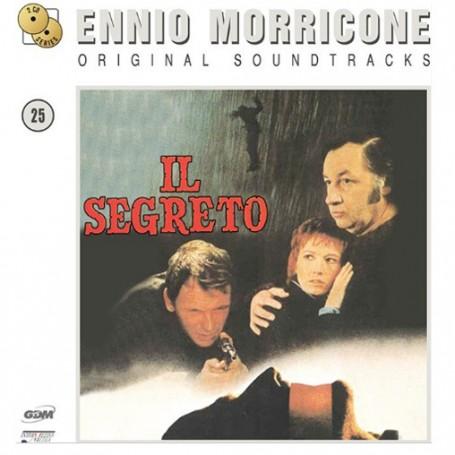 ENNIO MORRICONE ORIGINAL SOUNDTRACKS: IL SEGRETO / IL DESERTO DEI TARTARI