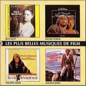 NOCE BLANCHE / LE RETOUR DE MARTIN GUERRE / LA VIE DEVANT SOI / VENDREDI OU LA VIE SAUVAGE