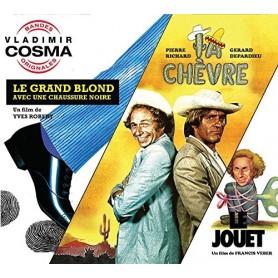 LA CHÈVRE / LE GRAND BLOND AVEC UNE CHAUSSURE NOIRE / LE JOUET