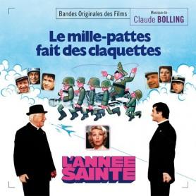 L'ANNÉE SAINTE • LE MILLE-PATTES FAIT DES CLAQUETTES
