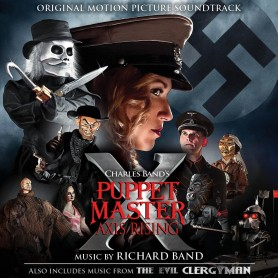PUPPET MASTER: AXIS RISING / THE EVIL CLERGYMAN