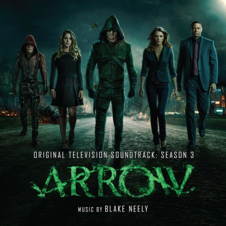 ARROW (SEASON 3)