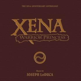 XENA: WARRIOR PRINCESS (20TH ANNIVERSARY ANTHOLOGY)