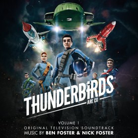 THUNDERBIRDS ARE GO (Volume 1)