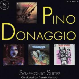 SYMPHONIC SUITES – PINO DONAGGIO