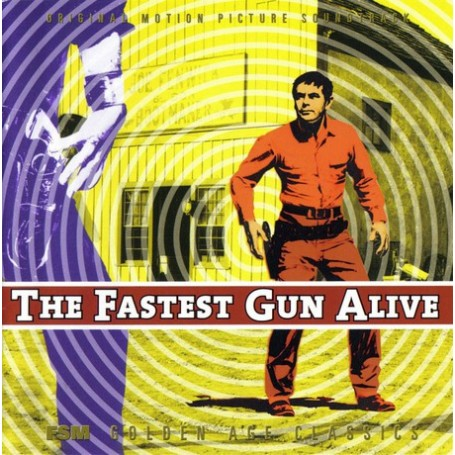THE FASTEST GUN ALIVE / HOUSE OF NUMBERS