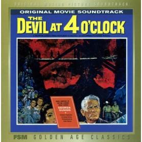 THE DEVIL AT 4 O'CLOCK / THE VICTORS
